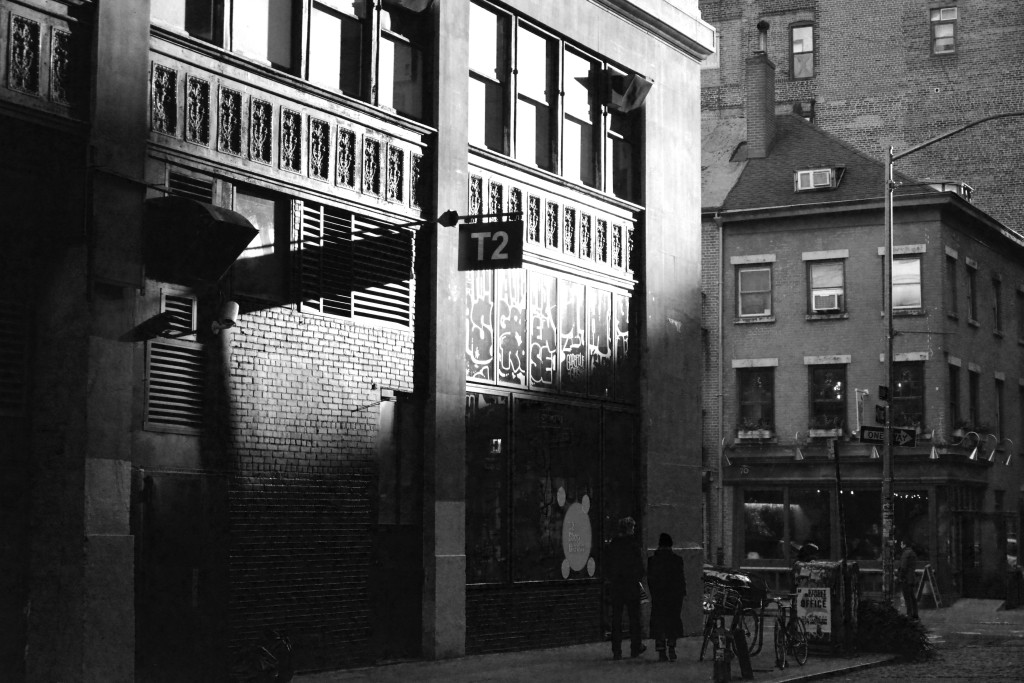 Building at Crosby Street in New York City. Picture made by Mehdi Guenin.